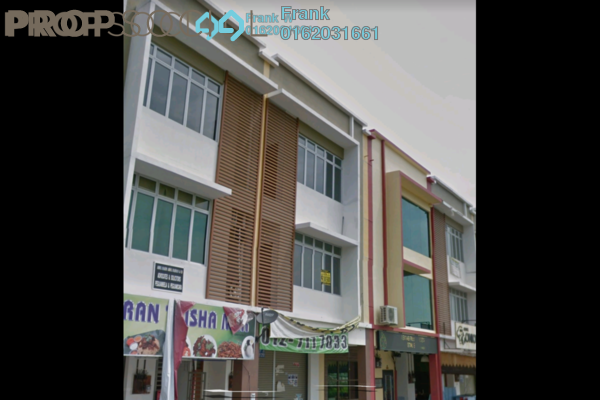 For Sale Shop at Taman Bukit Rinting, Pasir Gudang Freehold Unfurnished 0R/0B 750k