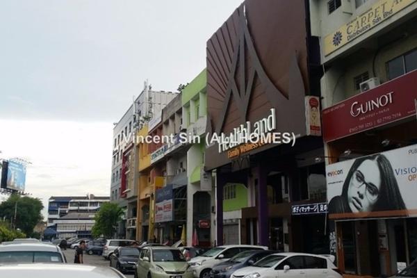 For Rent Shop at SS21, Damansara Utama  Unfurnished 0R/0B 8.5k