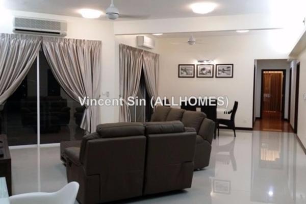 For Rent Condominium at 9 Bukit Utama, Bandar Utama Freehold Semi Furnished 4R/4B 6.5k