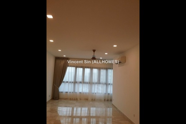 For Rent Condominium at Sastra U-Thant, Ampang Hilir Freehold Semi Furnished 3R/3B 7k