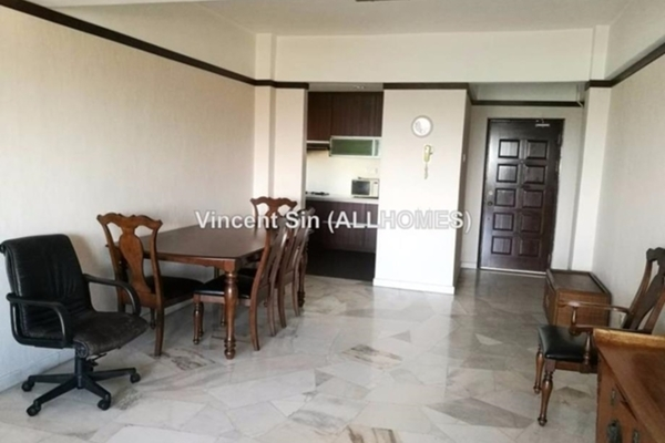 For Rent Condominium at Kiara Park, TTDI Freehold Semi Furnished 3R/2B 2.7k