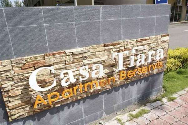 For Rent Serviced Residence at Casa Tiara, Subang Jaya Freehold Fully Furnished 3R/2B 2.1k