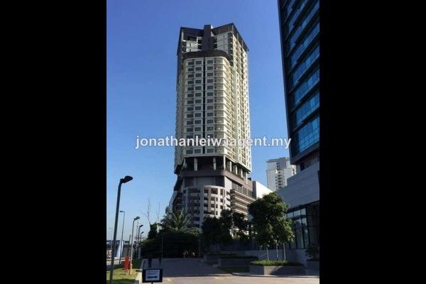 For Sale Condominium at TRiGON Luxury Residences @ Setia Walk, Pusat Bandar Puchong Freehold Semi Furnished 3R/4B 920k