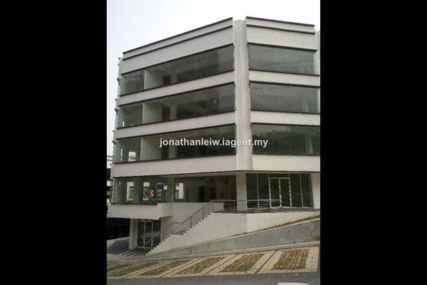 For Rent Shop at Olive Hill Business Park, Seri Kembangan Freehold Unfurnished 0R/0B 45k
