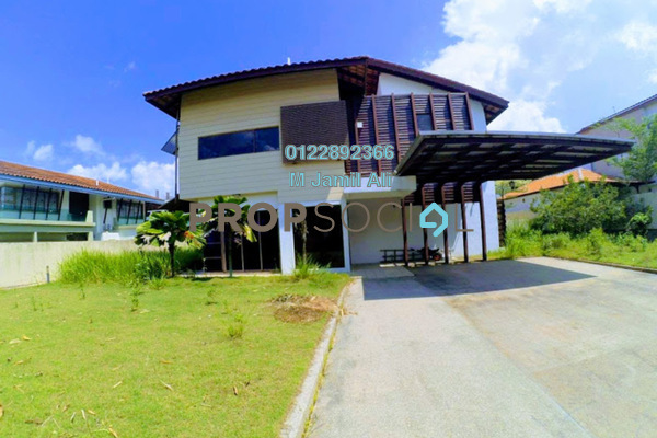 For Sale Bungalow at Banyan Close, Bandar Bukit Mahkota Freehold Semi Furnished 7R/7B 2.2m