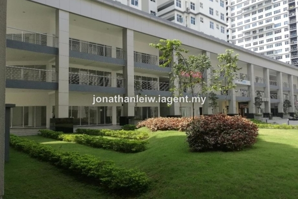 For Rent Office at IOI Business Park, Bandar Puchong Jaya Leasehold Unfurnished 0R/0B 12k