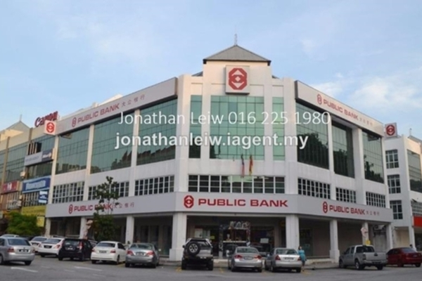 For Rent Shop at Puteri 2, Bandar Puteri Puchong Freehold Unfurnished 0R/0B 5.8k
