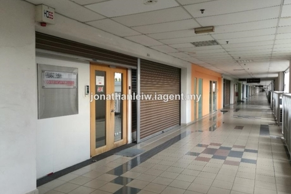For Rent Office at IOI Business Park, Bandar Puchong Jaya Leasehold Unfurnished 0R/0B 3k