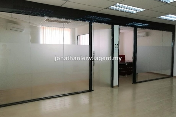 For Rent Office at Puteri 1, Bandar Puteri Puchong Freehold Semi Furnished 4R/2B 4.5k