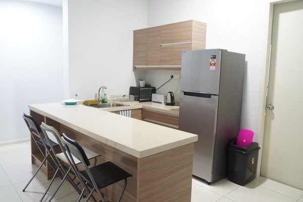 For Rent Condominium at LaCosta, Bandar Sunway Leasehold Fully Furnished 3R/3B 3.3k