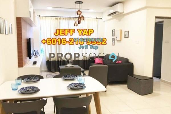 For Sale Apartment at Bayu Angkasa, Iskandar Puteri (Nusajaya) Freehold Unfurnished 3R/2B 422k