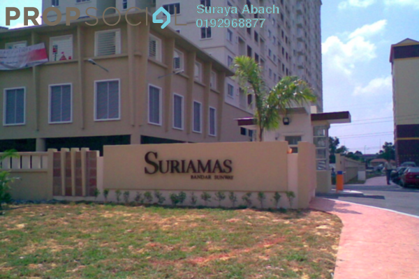 For Sale Condominium at SuriaMas, Bandar Sunway Leasehold Fully Furnished 4R/2B 570k