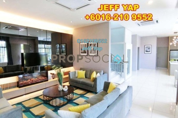 For Sale Terrace at Nusajaya Tech Park, Iskandar Puteri (Nusajaya) Freehold Unfurnished 7R/6B 849k