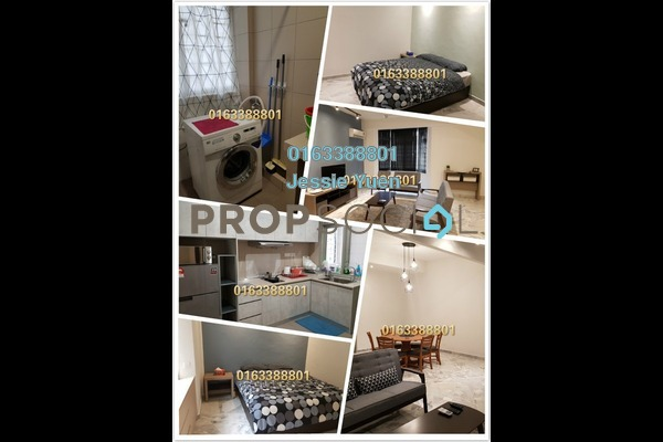 For Rent Condominium at Goodyear Court 10, UEP Subang Jaya Freehold Fully Furnished 3R/2B 1.8k