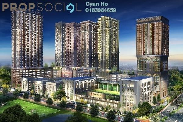 For Sale Condominium at Edusentral, Setia Alam Freehold Semi Furnished 2R/1B 300k