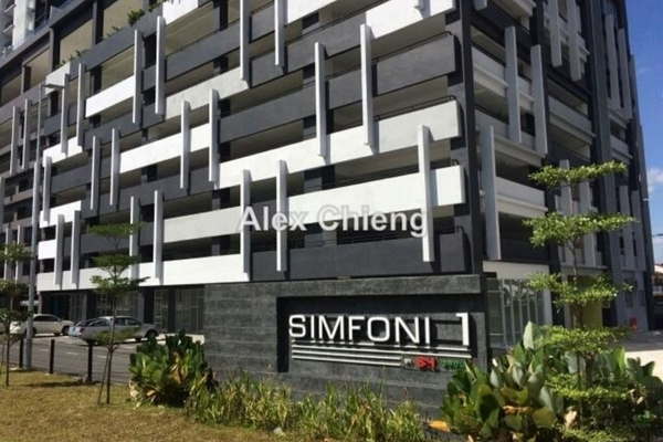 For Rent Serviced Residence at Symphony Residence, Kajang Leasehold Unfurnished 3R/2B 1k