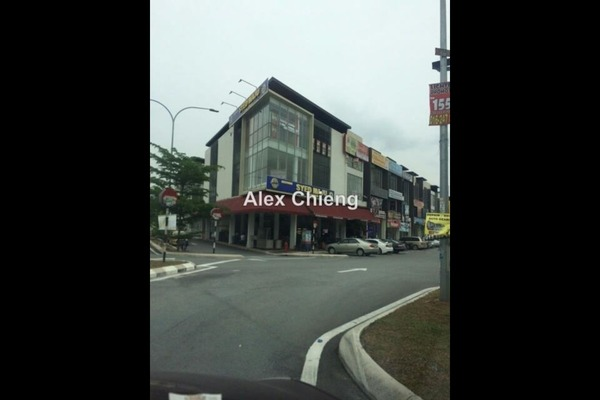 For Rent Office at Kubica Square, Kajang Freehold Unfurnished 0R/0B 1.5k