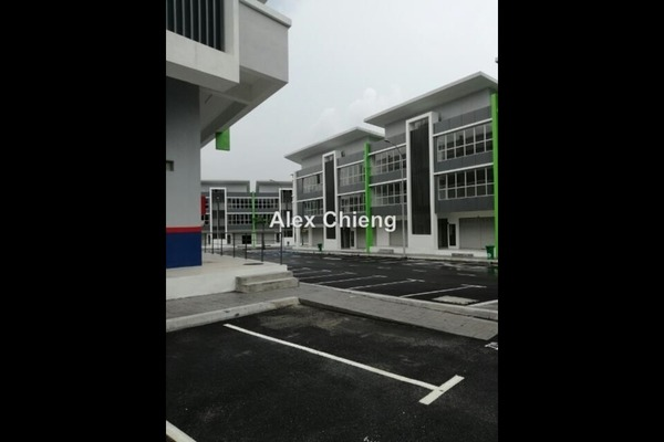 For Rent Shop at Kubica Square, Kajang Freehold Unfurnished 0R/0B 4k
