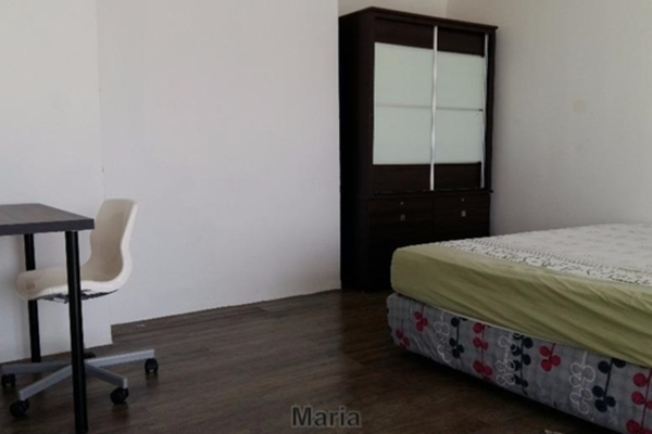 For Rent SoHo/Studio at The Place, Cyberjaya Freehold Semi Furnished 0R/1B 1.3k