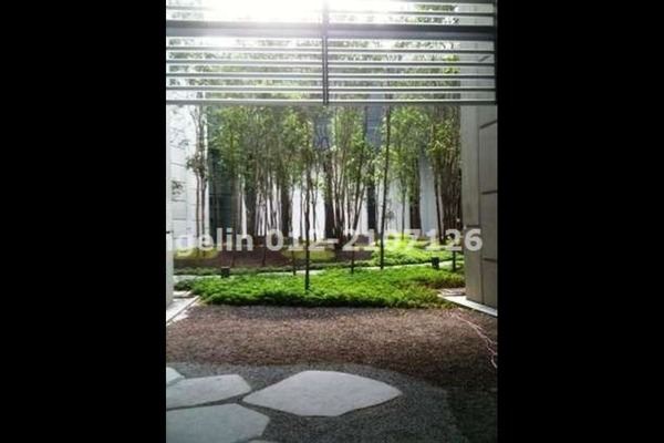 For Sale Condominium at The Troika, KLCC Freehold Semi Furnished 2R/2B 2.55m