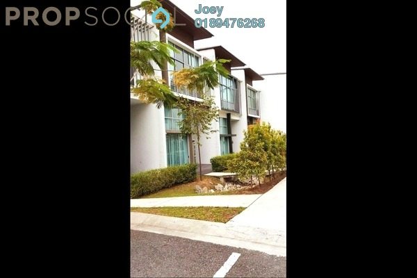 For Rent Terrace at Symphony Hills, Cyberjaya Freehold Fully Furnished 5R/6B 3.8k