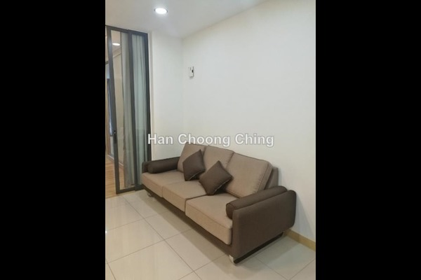 For Rent Serviced Residence at KL Gateway, Bangsar South Leasehold Semi Furnished 1R/1B 2k