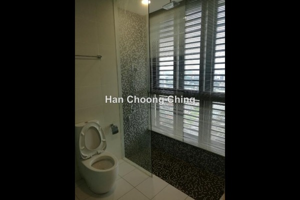 For Sale Condominium at Vogue Suites One @ KL Eco City, Mid Valley City Leasehold Semi Furnished 1R/1B 880k