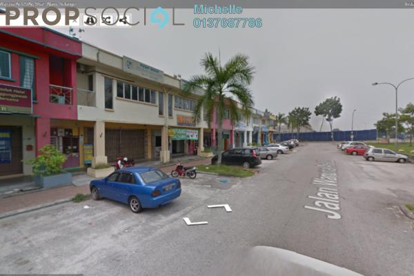 For Sale Shop at Taman Desa Subang, Subang Leasehold Semi Furnished 2R/2B 1m