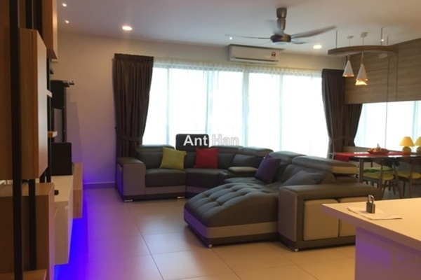 For Sale Serviced Residence at Verde, Ara Damansara Freehold Semi Furnished 3R/2B 1.05m