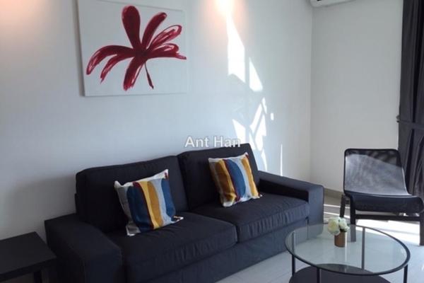 For Rent Condominium at Hijauan Saujana, Saujana Freehold Semi Furnished 3R/2B 2.8k