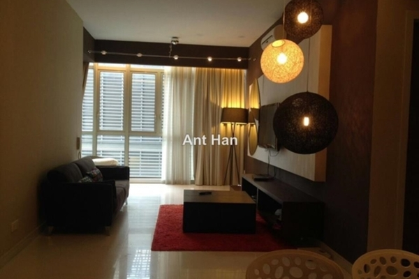 For Rent Condominium at Marc Service Residence, KLCC Freehold Semi Furnished 2R/2B 4.5k