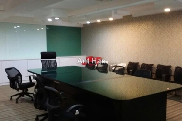For Rent Office at PJ8, Petaling Jaya Leasehold Unfurnished 6R/2B 12k