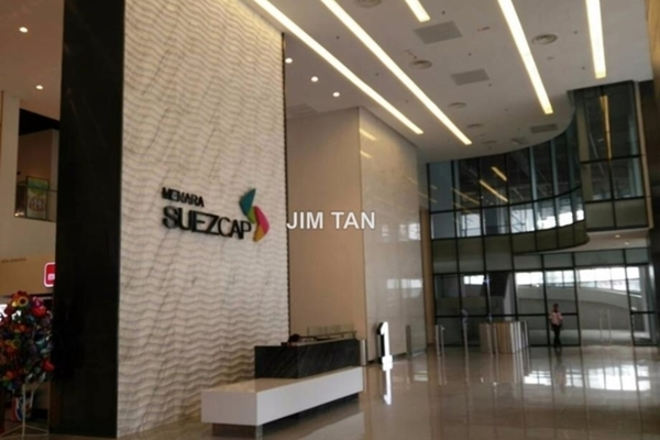 For Rent Office at KL Gateway, Bangsar South Leasehold Unfurnished 0R/0B 5.95k