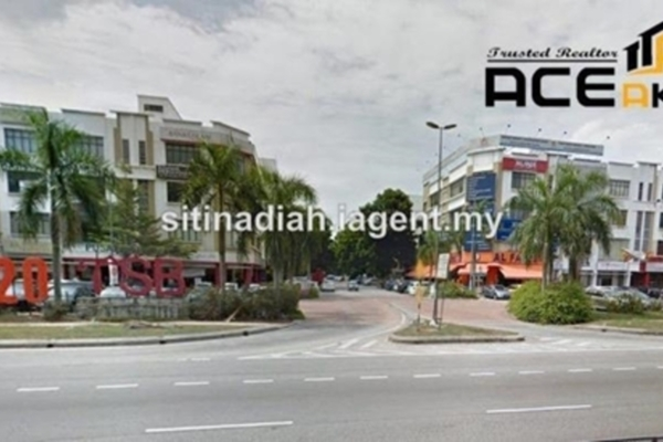 For Sale Shop at TSB Commercial Centre, Sungai Buloh Freehold Unfurnished 0R/0B 5.2m