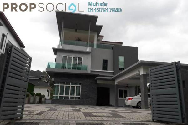 For Sale Bungalow at Sunway Eastwood, Seri Kembangan Freehold Semi Furnished 8R/7B 4.5m