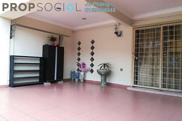 For Sale Terrace at Rawang Perdana 1, Rawang Freehold Unfurnished 3R/3B 580k