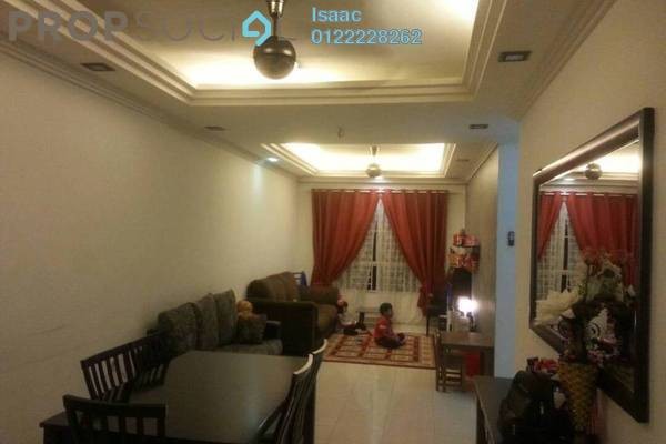 For Sale Condominium at Banjaria Court, Batu Caves Freehold Fully Furnished 3R/2B 420k