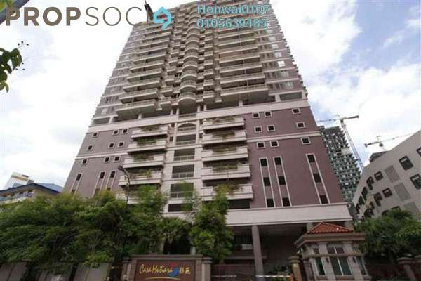 For Rent Condominium at Casa Mutiara, Pudu Freehold Fully Furnished 1R/1B 1.8k