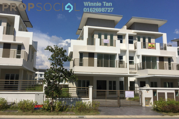 For Sale Semi-Detached at Regency Parc, Rawang Leasehold Unfurnished 5R/5B 950k