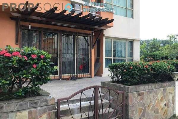 For Sale Serviced Residence at East Lake Residence, Seri Kembangan Freehold Semi Furnished 3R/2B 520k