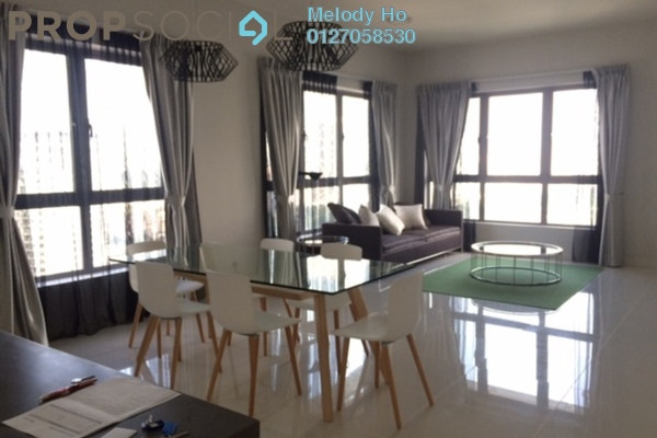 For Sale Condominium at Sixceylon, Bukit Ceylon Freehold Fully Furnished 3R/2B 1.96m