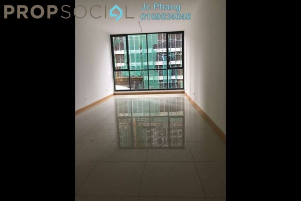 For Rent Serviced Residence at KL Gateway, Bangsar South Freehold Semi Furnished 2R/2B 3.5k