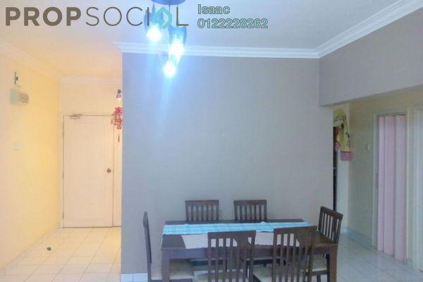 For Sale Condominium at Endah Ria, Sri Petaling Freehold Fully Furnished 3R/2B 375k