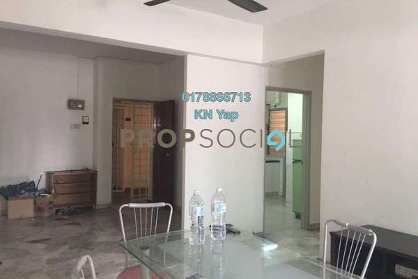 For Rent Condominium at Gemilang Indah, Old Klang Road Freehold Semi Furnished 3R/2B 1.5k