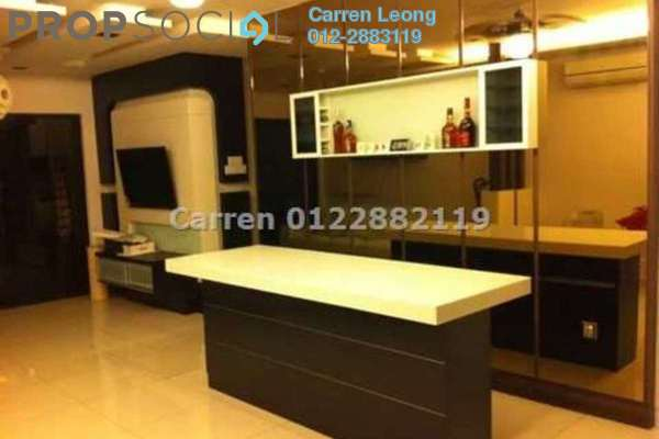 For Rent Condominium at Pelangi Utama, Bandar Utama Leasehold Fully Furnished 3R/2B 2.9k
