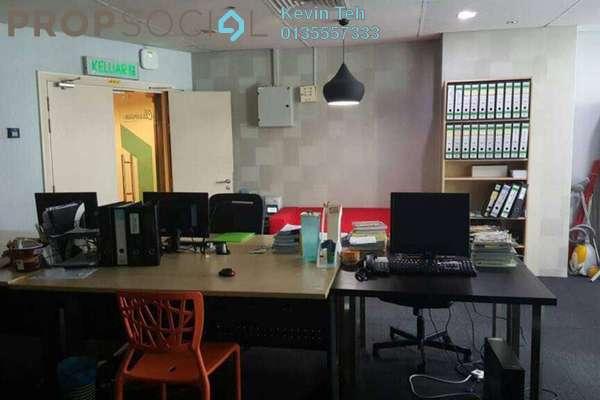 For Rent Office at Solaris Dutamas, Dutamas Freehold Fully Furnished 0R/0B 3.3k