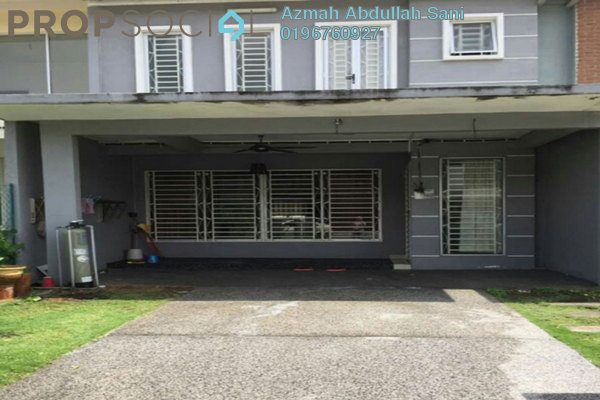 For Sale Terrace at Semenyih Parklands, Semenyih Freehold Semi Furnished 3R/3B 415k