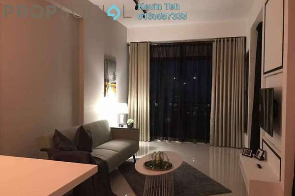For Rent SoHo/Studio at BayBerry Serviced Residence @ Tropicana Gardens, Kota Damansara Freehold Fully Furnished 1R/1B 2.9k