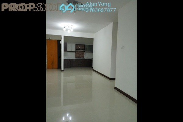 For Rent Condominium at Panorama Residences, Sentul Freehold Semi Furnished 3R/2B 1.55k