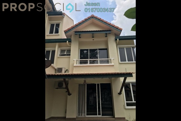 For Rent Superlink at Adiva, Desa ParkCity Freehold Semi Furnished 3R/3B 4.5k